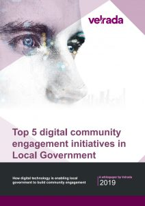 White Paper – Top 5 digital community engagement initiatives in Local Government